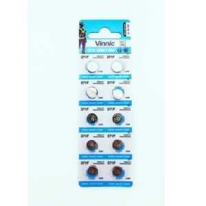 Vinnic 371F Silver Oxide 10 pack