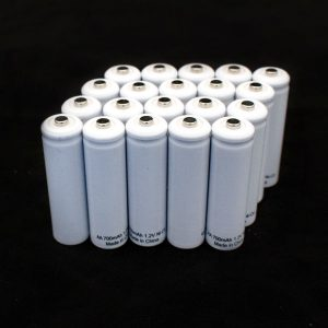 20 pack Nicad batteries