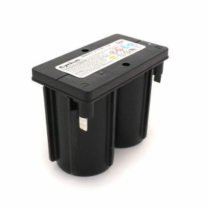 Cyclon Monobloc Battery 0809-0010, 4V, 5Ah