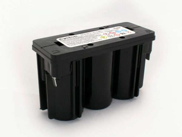 Cyclon Monobloc 0819-0012 6V, 2.5Ah Battery